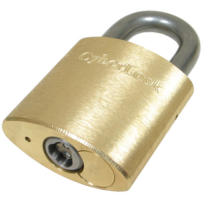 CyberLock PL-01 Door Padlock With Stainless Steel Shackle