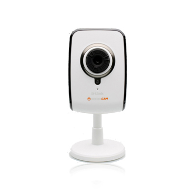 D-Link DCS-2102 wired megapixel camera with 16x digital zoom