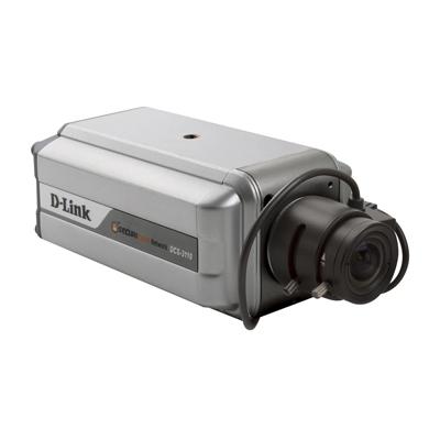 D-Link DCS-3110 megapixel PoE security and surveillance IP camera
