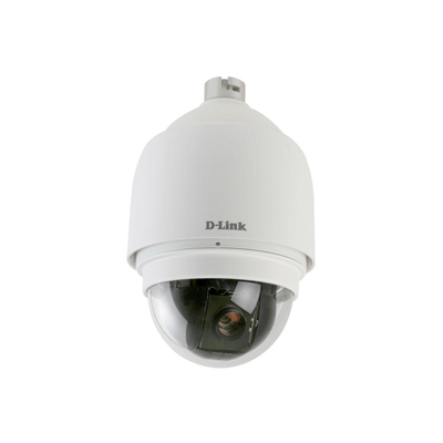 D-Link DCS-6815 high-speed network dome camera