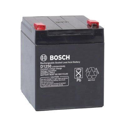 Bosch D1250 12 V Sealed Lead‑Acid Battery