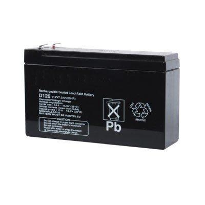 Bosch D126 12 V Sealed Lead‑Acid Battery