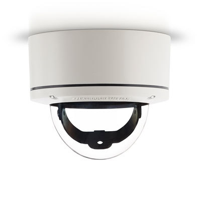 Arecont Vision D4SO-3 Indoor/Outdoor Surface Mount Dome for MegaVideo G5 and MegaVideo Compact IP Megapixel (MP) Cameras