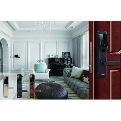 Dahua introduces Smart Lock series