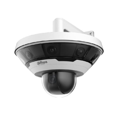 Dahua Technology DH-PSD81602N-A360 8 x 2 MP Multi-sensor 360° Panoramic + PTZ Network Camera