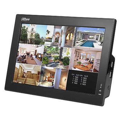 Dahua Technology DH-CVR0804-10T 8-channel 10-inch LCD standalone DVR