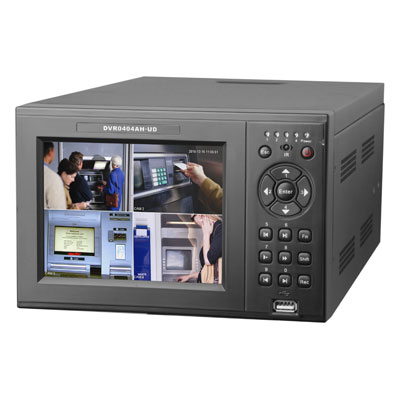 Dahua Technology DH-DVR0404AS-U 4 channel CIF 2HDD ATM standalone DVR