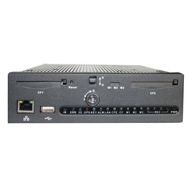 Dahua Technology DH-DVR0404ME-S 4 channel CF card mobile standalone DVR