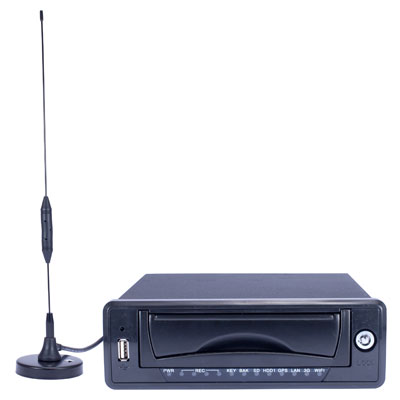 Dahua Technology DH-DVR0404ME-U 4 Channel Mobile Standalone DVR