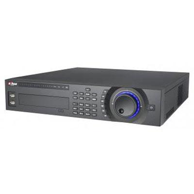 Dahua Technology DH-DVR0804HF-U-E 8 channel effio 960H & IP 2U hybrid DVR
