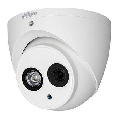 Dahua Technology DH-HAC-HDW1100EMP 1 megapixel 720P water-proof IR HDCVI dome camera