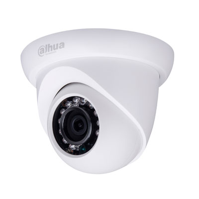 Dahua Technology DH-HAC-HDW2120SP 1.4 megapixel IR HDCVI mini dome camera