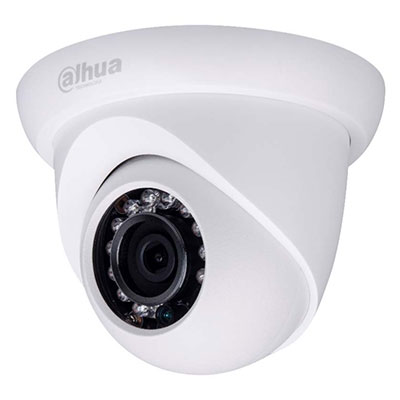 Dahua Technology DH-HAC-HDW2220SP 2.4 megapixel 1080P water-proof  IR HDCVI mini dome camera