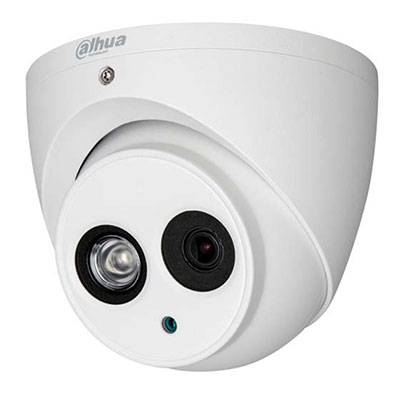 Dahua Technology DH-HAC-HDW2221EMP 2.1 megapixel 1080P water-proof WDR IR HDCVI dome camera