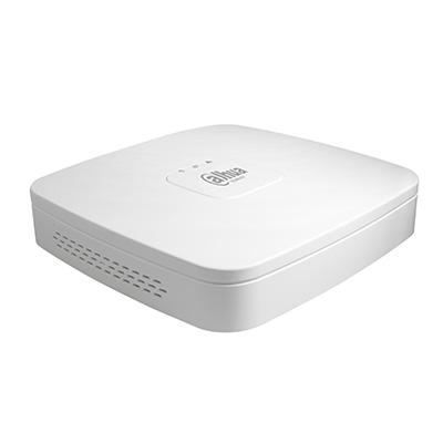 Dahua Technology DH-HCVR5104C-V2 4-channel 720P-Pro smart 1U HDCVI DVR