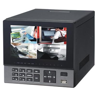 Dahua Technology DH-HVR0404AH-V 8 channel hybrid ATM DVR