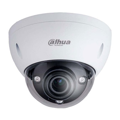 Dahua's 4K ultra-HD network camera series
