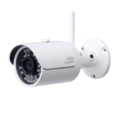 Dahua Technology DH-IPC-HFW1200S-W 2MP full HD Wi-Fi network mini IR bullet camera