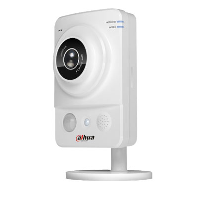 Dahua Technology DH-IPC-KW10(W) 1MP HD cube network camera