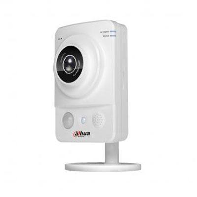 Dahua Technology DH-IPC-KW100 Color/Monochrome 1.3MP HD Cube Network Camera