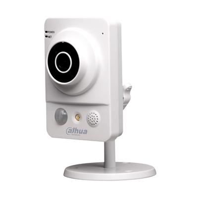 Dahua Technology DH-IPC-KW12(W) Day/night 1MP HD Cube Network Camera