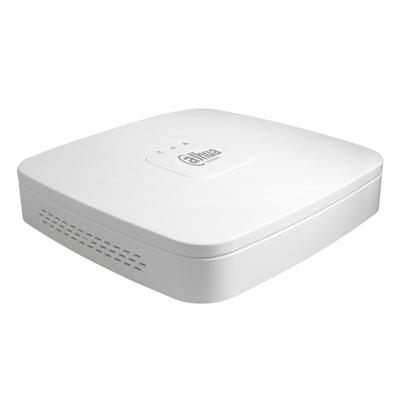 Dahua Technology DH-NVR1104 4-channel Smart 1U 4TB network video recorder