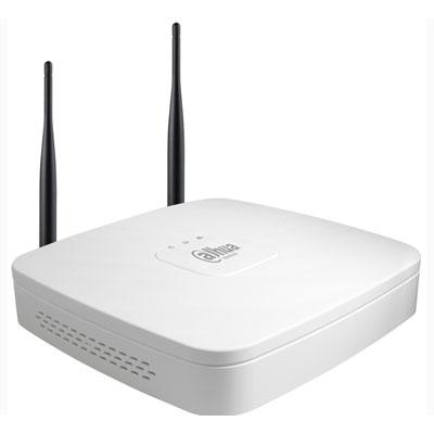 Dahua Technology DH-NVR4104-W 4-channel smart 1U Wi-Fi network video recorder