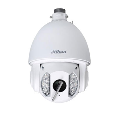 Dahua Technology DH-SD6AW220-HN 2MP colour monochrome full HD network IR wipe PTZ dome camera
