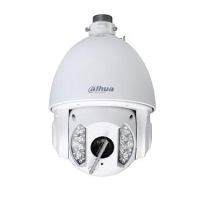 Dahua Technology DH-SD6AW320-HN 3MP colour monochrome full HD network IR wipe PTZ dome camera
