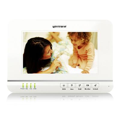 Dahua Technology DH-VTH1500A 7-inch Colour Indoor Monitor