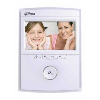 Dahua Technology DHI-VTH1500AS-S 7-inch LCD colour indoor monitor