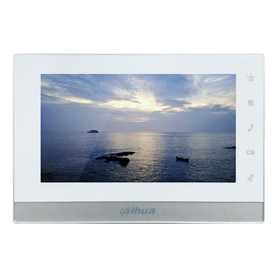 Dahua Technology DHI-VTH1550CH 7-inch colour indoor monitor