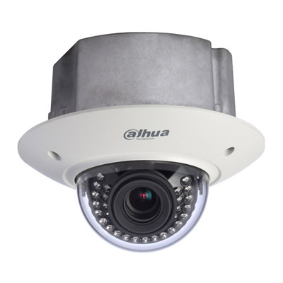 Dahua Technology IPC-HDB(W)5302(-DI) 3 megapixel full HD IR network in-ceiling dome camera