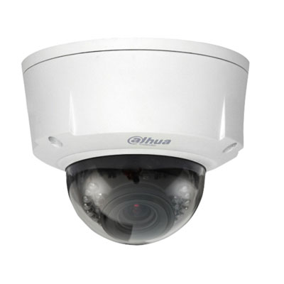 Dahua Technology IPC-HDB5502-DI 5MP colour monochrome full HD network motorised IR dome camera