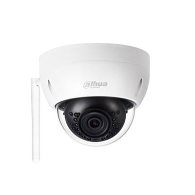 Dahua Technology DH-IPC-HDBW1120E-W 1.3 MP HD Wi-Fi IR Mini Dome Camera