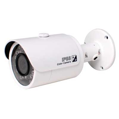 Dahua Technology IPC-HFW4100S 1.3 MP HD Network Small IR-bullet Camera