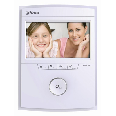 Dahua Technology VTH1520AS 7-inch Colour Indoor Monitor