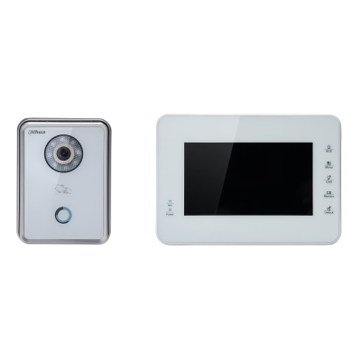 Dahua Technology VTK-VTO6210BW-VTH1560BW 7 inch IP kit