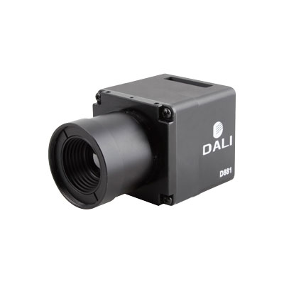 DALI DLD-L09 thermal imaging camera with 2x digital zoom