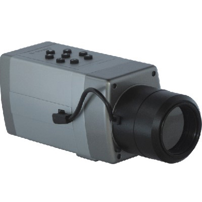 DALI DM60-384 thermal imaging CCTV camera with online condition monitoring capability