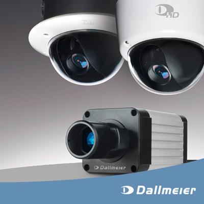 Dallmeier Introduces New Full-HD Cameras With Remote Back Focus Control