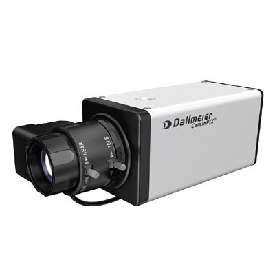 Dallmeier DF3000A-DN: high-resolution ultra wide dynamic range colour camera with Cam_inPIX technology