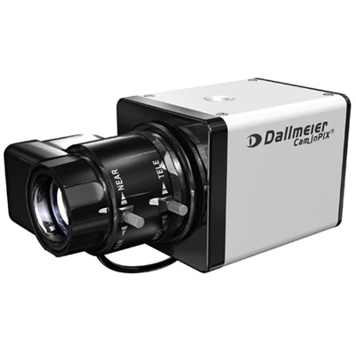 Dallmeier DF3000AS-DN high-resolution ultra Wide Dynamic Range colour camera with Cam_inPIX® technology