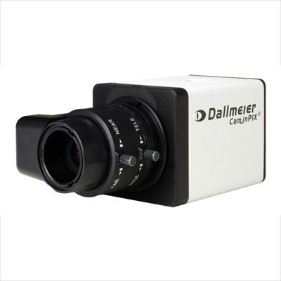 The Dallmeier DF3000AXS, a HiRes UWDR Cam_inPIX® colour box camera