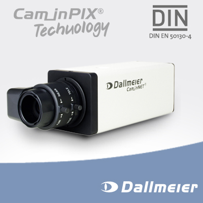 Dallmeier IP cameras with Cam_inPIX® technology