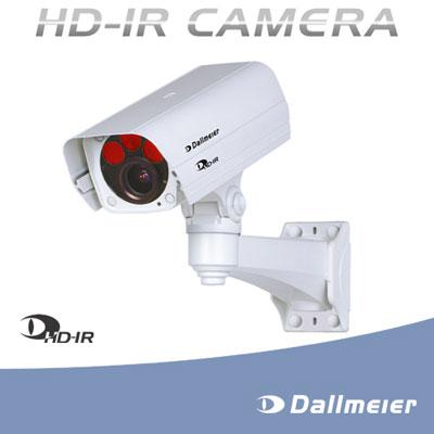 New Dallmeier IR cameras: DF4900HD-DN/IR and DF4950HD-DN/IR