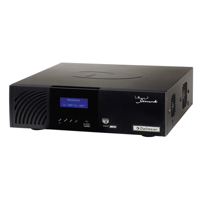 Dallmeier DMS 240 Bank standalone H.264 audio and video recorder with up to 24 analogue channels