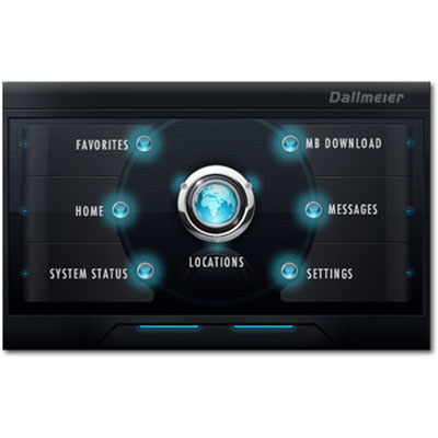 Dallmeier DMVC iPhone App mobile video center software