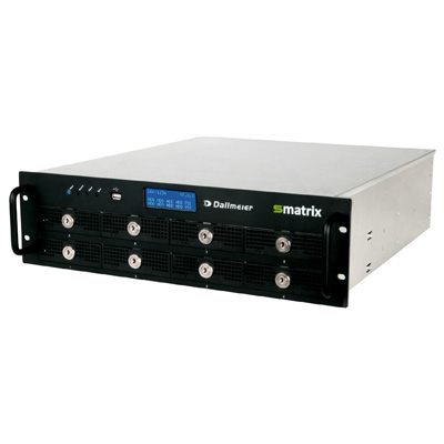 Dallmeier DMX 2400 24 Channels 1080p hybrid videoIP appliance