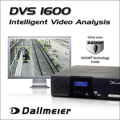 Dallmeier: Intelligent video analysis system for intruder detection